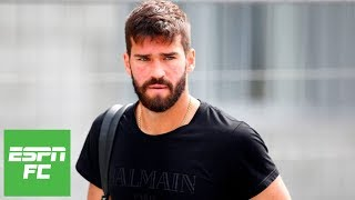 Video Alisson Becker to Liverpool: How good a signing would this be? | ESPN FC download MP3, 3GP, MP4, WEBM, AVI, FLV Juli 2018