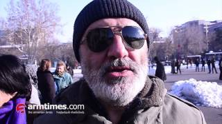 Արթուր Սարգսյանի (Հաց բերող) կյանքը վտանգված է  Ալեք Ենիգոմշյան