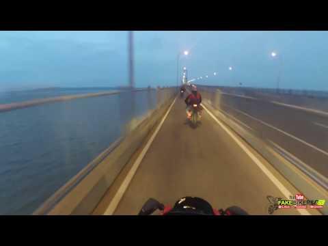 [MOTOVLOG] AWESOME SURAMADU BRIDGE