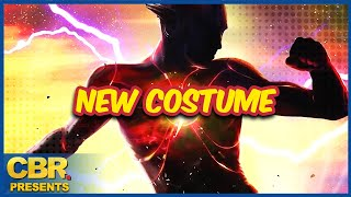 The Flash Director Shares a Glimpse of the Hero's Upgraded Super Suit