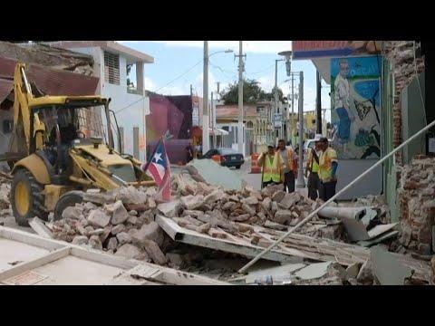 Super Martinez - En Puerto Rico Sigue la Tierra Temblando