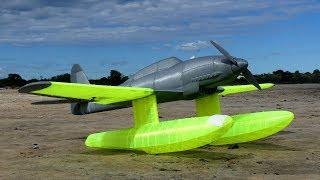 Aichi M6A Seiran 3d printed plane water maiden