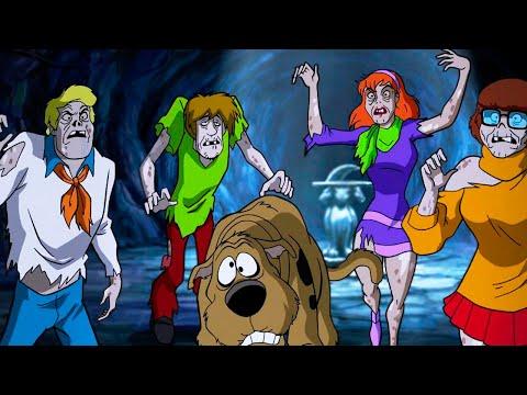 Мультфильм скуби ду с зомби