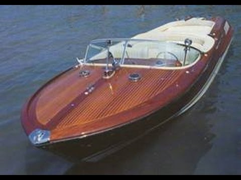 how to build a wooden boat - BoatplansTV - YouTube