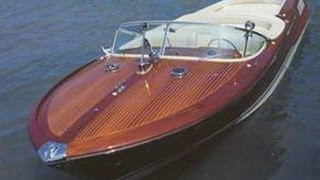 How To Build A Wooden Boat - Boatplanstv