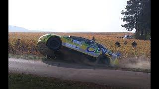 Finale Coupe de France des Rallyes 2018 [CRASH]