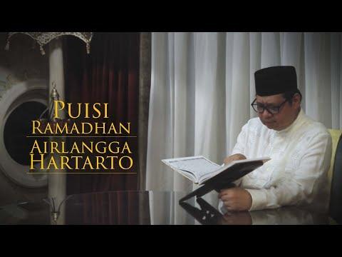 Puisi Ramadhan Airlangga Hartarto