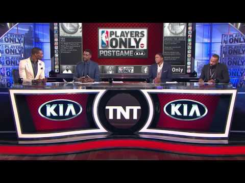 Players Only: Isiah Thomas, Chris Bosh, CWebb, and Baron Davis on Players Resting | NBA on TNT