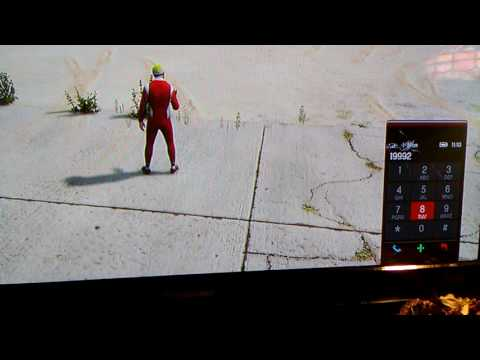 GTA V Offline How To Spawn A Buzzard Attack Helico