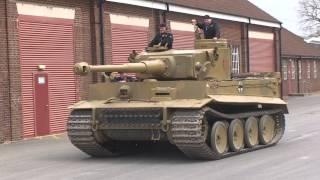 видео Бовингтонский танковый музей