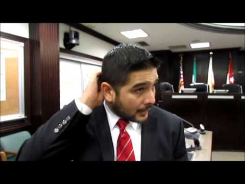 Interview with Roque Vela: Laredo City Council Dist. 5