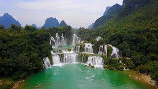 Visit Ban Gioc Waterfall