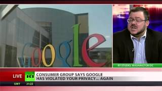 Repeat offender_ Google violates your privacy yet again