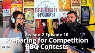 Crispy Wings & Competition BBQ Contest Prep - HowToBBQRight Podcast S2E10