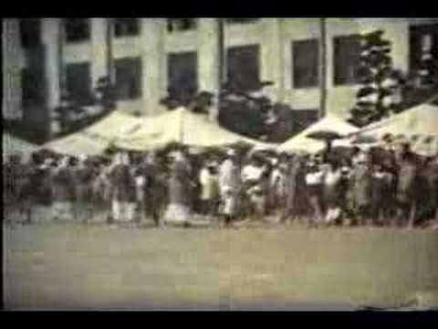 昔の運動会 1965年