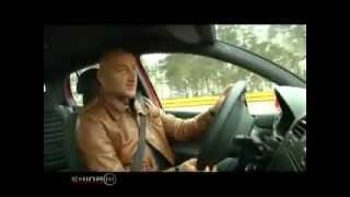 Тест драйв Volkswagen VW Golf GTI 2008 ч.2