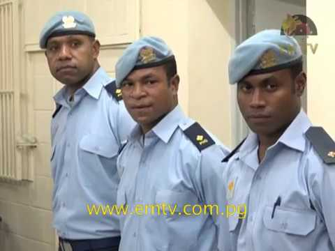 Three PNG Defence Force Officers to take Pilot Training in New Zealand