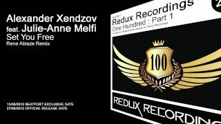 Alexander Xendzov feat. Julie-Anne Melfi - Set You Free (Rene Ablaze Remix) mp3