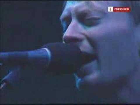 Radiohead - Talk Show Host [Glastonbury 2003]