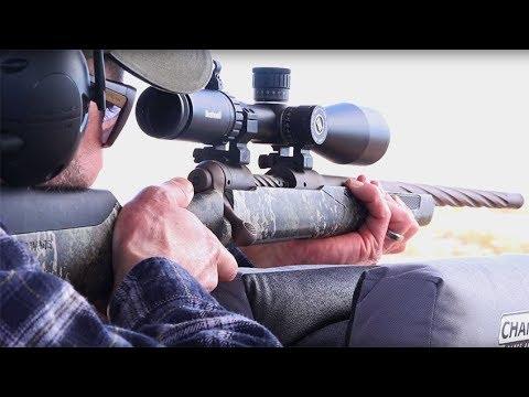 SHOT Show 2019: Savage 110 High Country