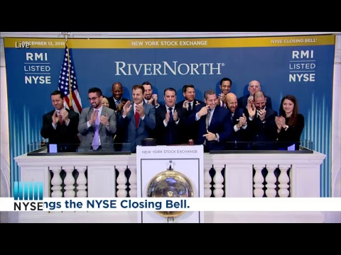 RiverNorth Capital Management, LLC Rings the NYSE Closing Bell