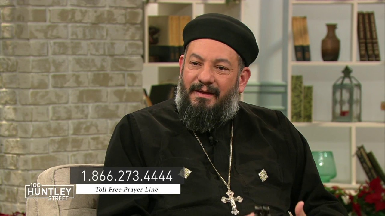 Coptic Orthodox Priest Shares on Persecution