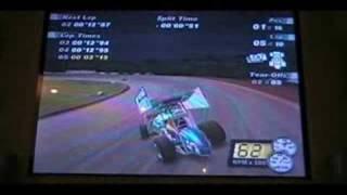 WoO Sprint Cars 2002 Bloomington