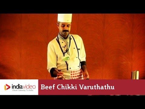 Beef Chikki Varuthathu | Malabar Cuisine