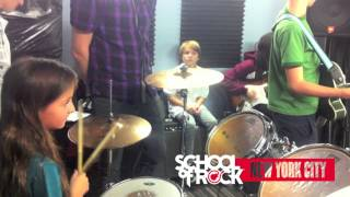 Borrowed Time by School of Rock NYC
