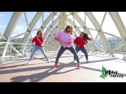 Mary Cáceres Choreo Zumba Fitness - LLP feat Mike Diamondz- Fire -