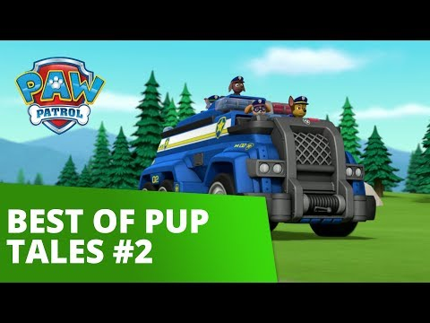 PAW Patrol | Best of Pup Tales #2 | Rescue Episode