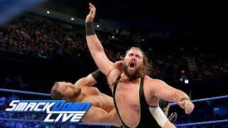 Heavy Machinery vs. The B-Team: SmackDown LIVE, June 18, 2019
