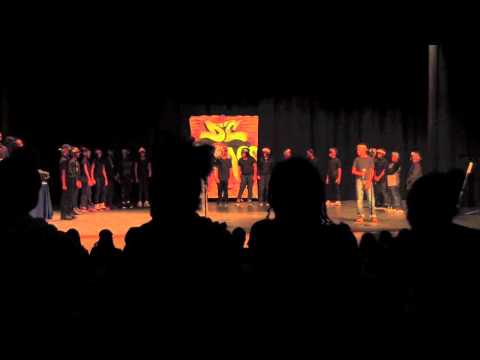 2014 DC SCORES Poetry Slam! -- Aiton Elementary School