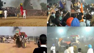TOP TRACTOR STUNTS | HAPPY MAHLA | 2020