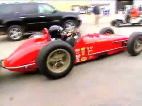 Vintage Race Event at New Hampshire Speedway