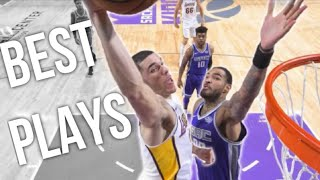 NBA Lonzo Ball BEST Plays