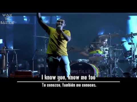 Bastille- I Know You// Durban Skies Lyrics (español e inglés)