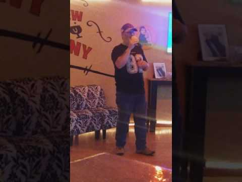 Kenny Chesney Me and you - Karaoke Cover by Mike Lake