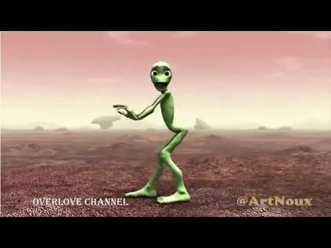 Dame tu cosita  (tochocita) song Alien Dance