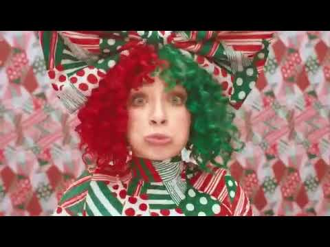 Sia Christmas.Sia Snowman Ft Maddie Ziegler Everyday Is Christmas Teaser