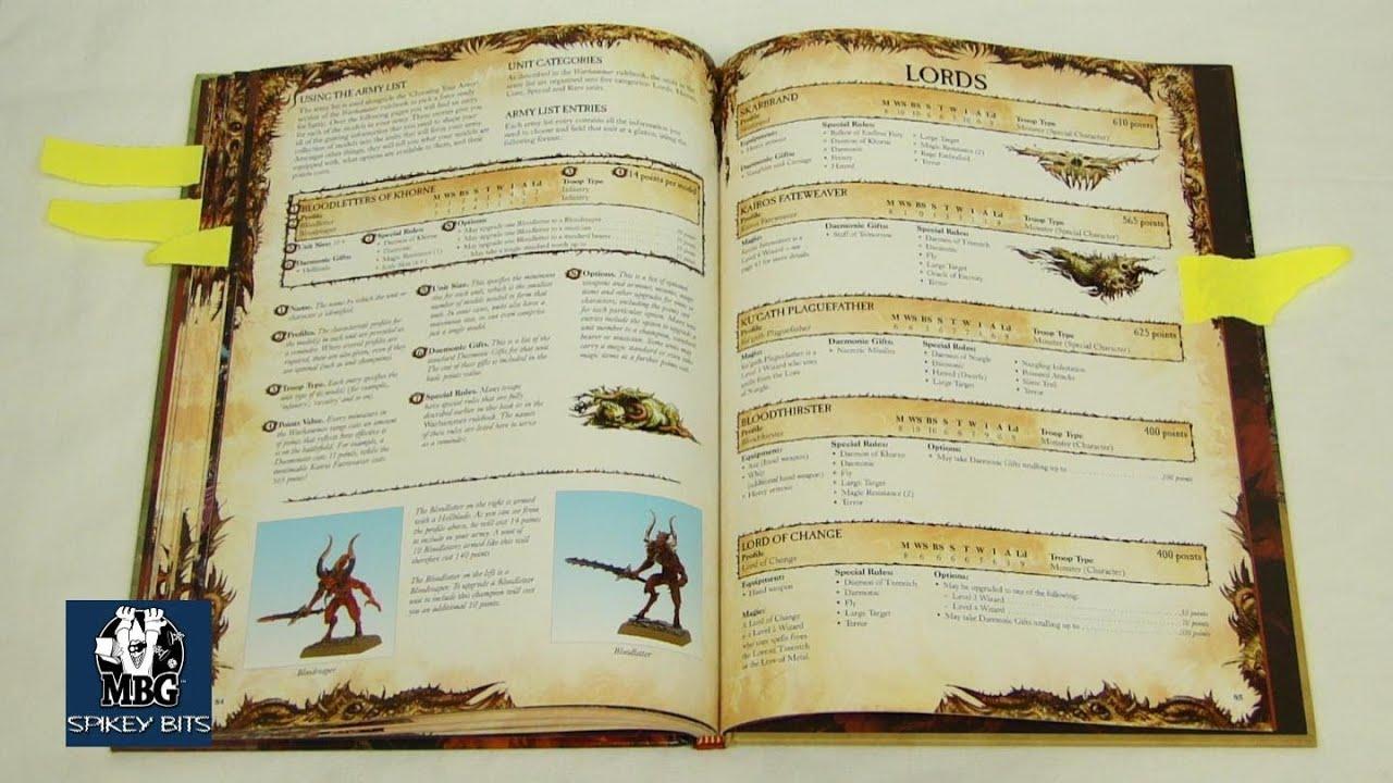 Daemons Of Chaos 8th Edition Pdf