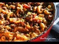 How to make Old Fashion Goulash Recipe - Dinner Ideas - I Heart Recipes