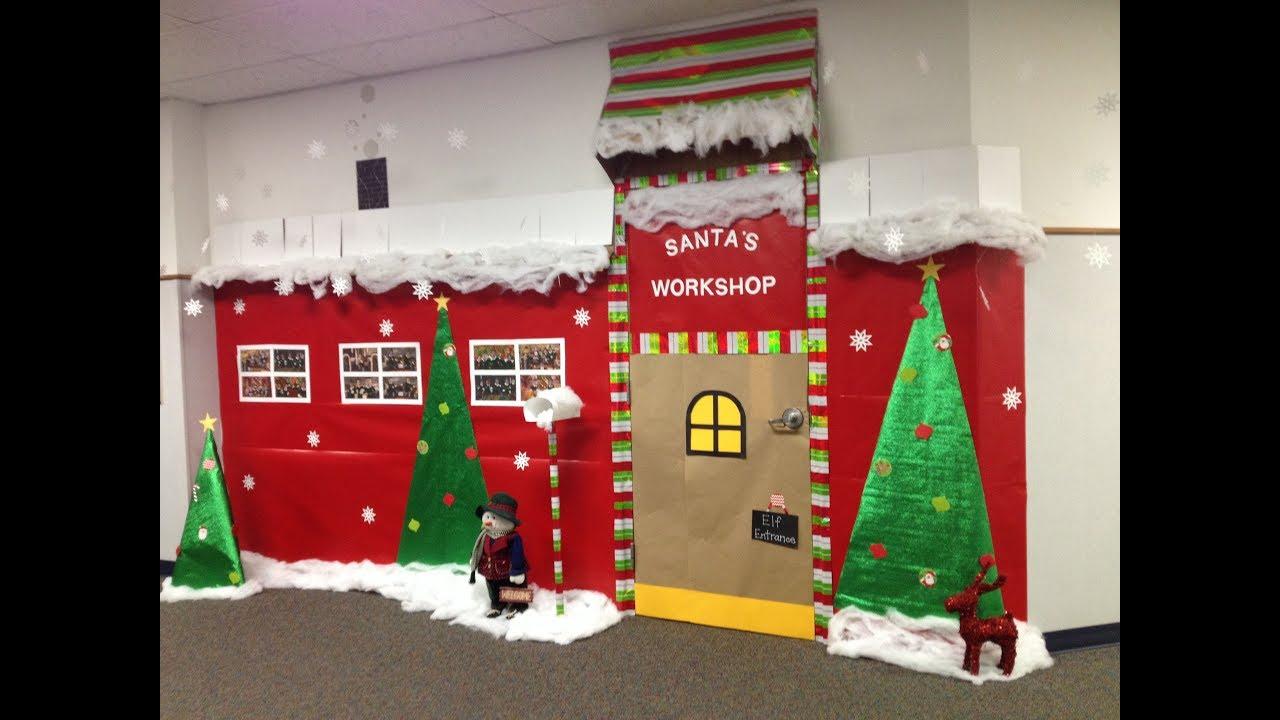best christmas door decorations | Psoriasisguru.com
