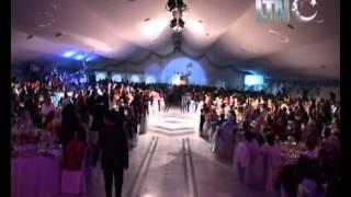 حفل زفاف عائشة القذافي بنت المجرم معمر part2 Aisha Gaddafi.wmv