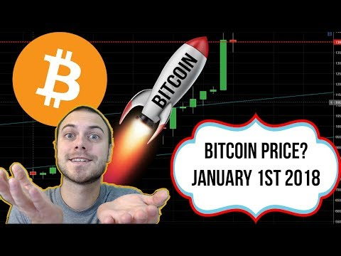 🤔 WHAT WILL THE PRICE OF BITCOIN BE ON JANUARY 1st, 2018 🤑