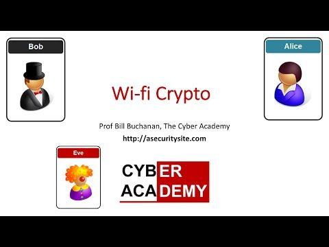 Wi-fi Crypto