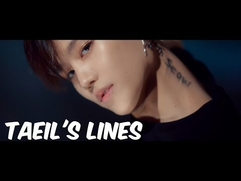 Every Nct Mv But It's Only Taeil's Lines (updated To Chain)