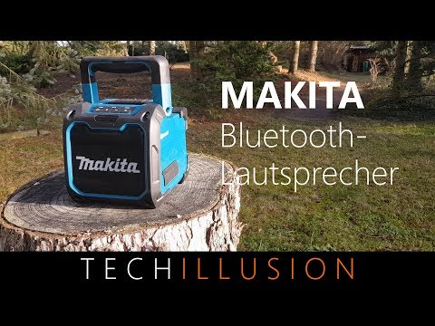 video clip hay makita radio mit bassreflex teil 2 fy7mb. Black Bedroom Furniture Sets. Home Design Ideas