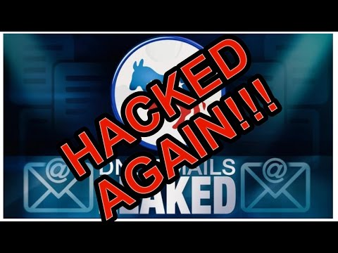 Clinton Foundation Hacked!!! National Person Database?!?!?