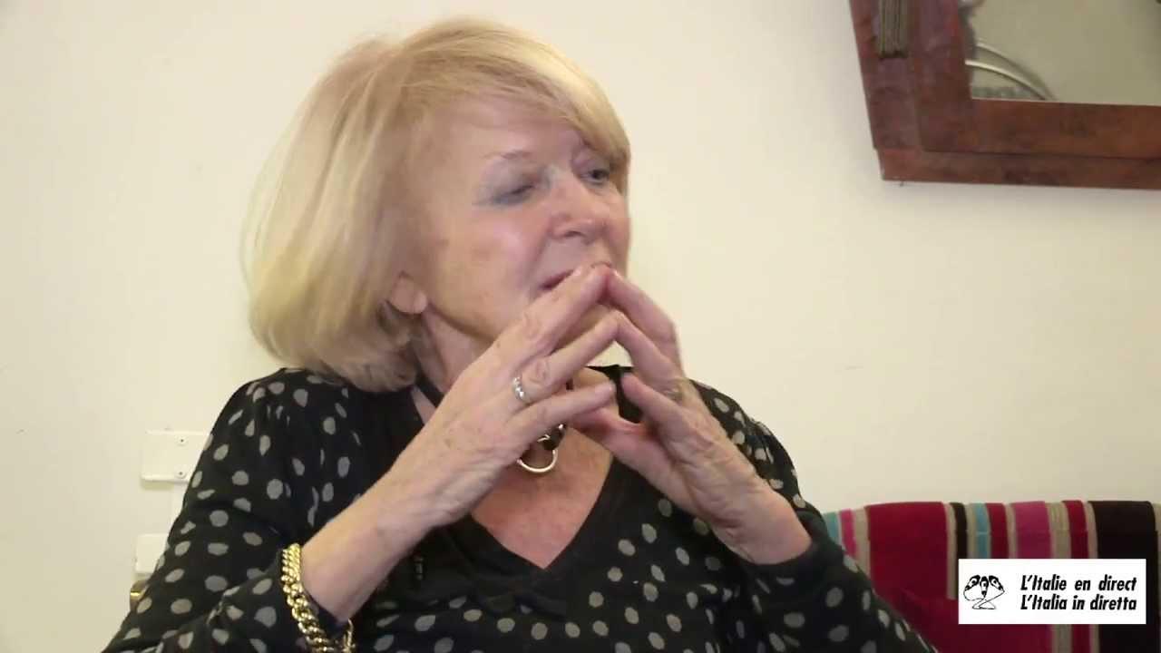 Entretien Jacqueline Risset, grande traductrice de Dante